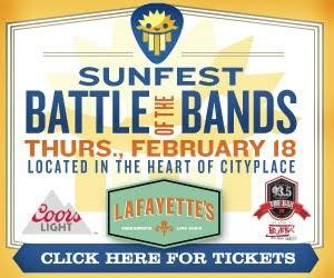 Sunfest Battle