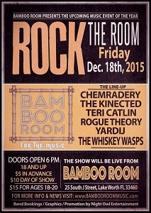 Rock the Room at the Bamboo Room