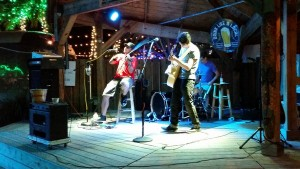Rogue Theory at The Backyard 4