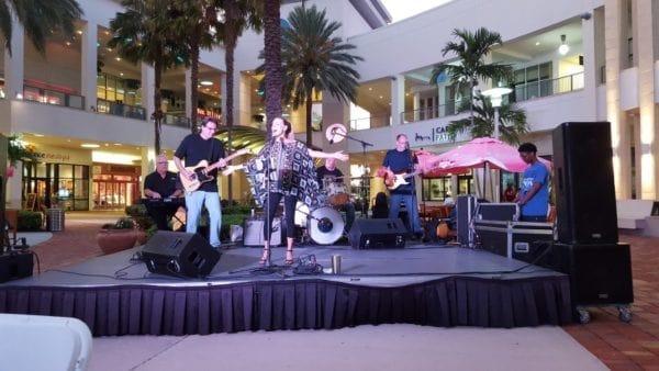 Groove Merchant Band