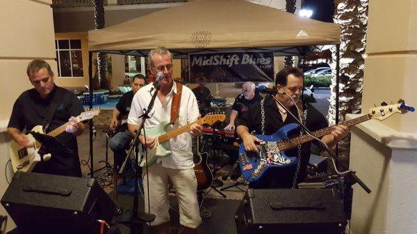 Mid Shift Blues Band