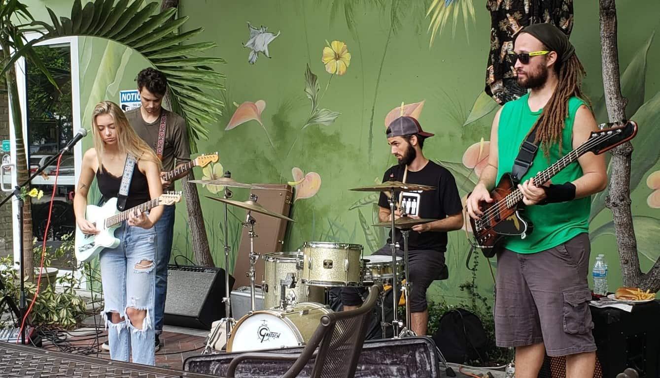 Sierra Lane Band