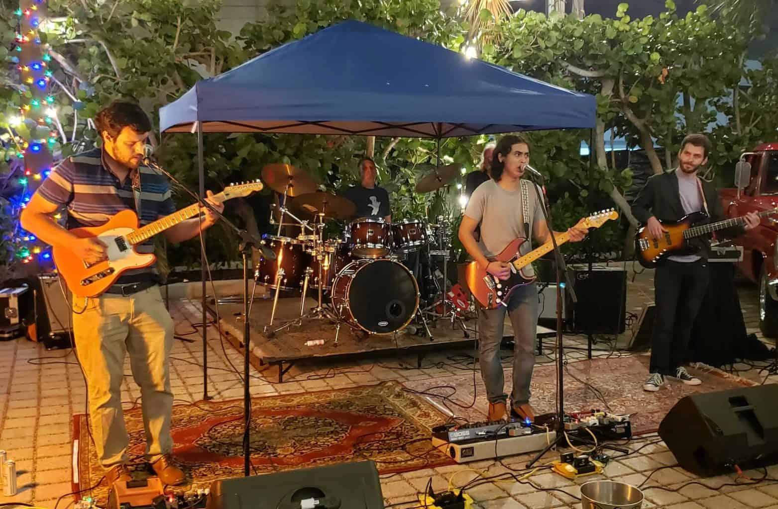 Rosario Craig Band - now SuperBreak
