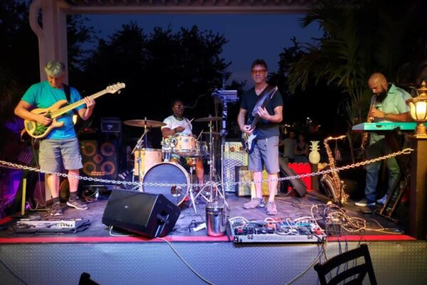 Dark Side of the Sol (Tribute to Pink Floyd) at Crawdaddy's