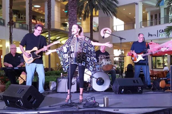 Groove Merchant Band at Downtown PBG