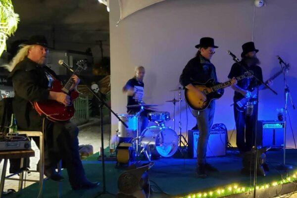Joey Tenuto Band at The Howlin' Owl