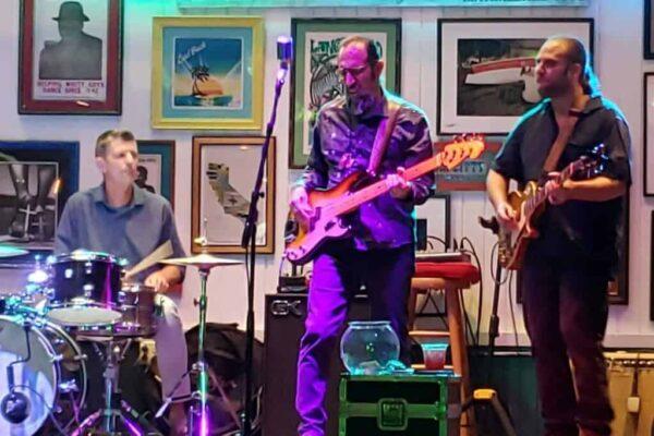 Mark Telesca Band at Bradley's