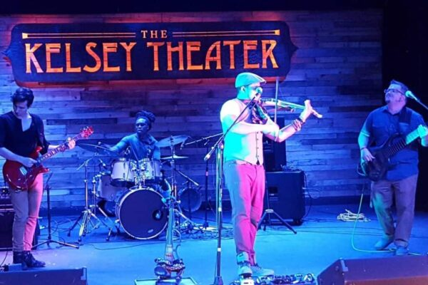 Rogue Theory at The Kelsey Theater
