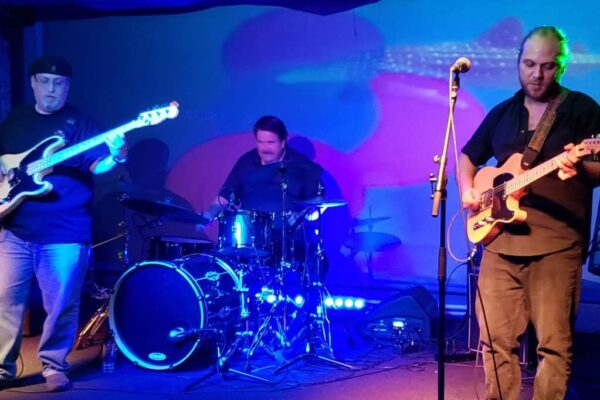 The Blues Crusaders at Voltaire
