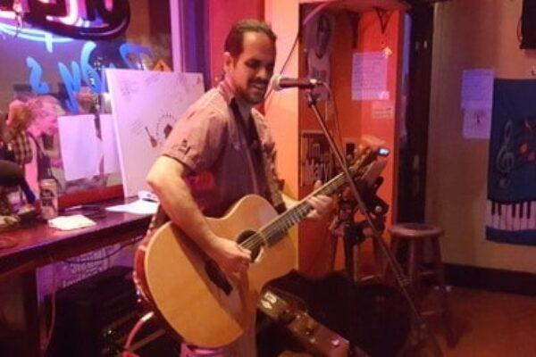 Jason Hanley at Rudy's