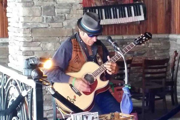 Joey George at Tequila Cowboy