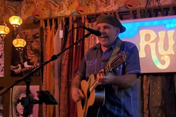 John Smotherman at Rudy's