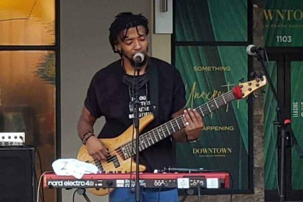Matt Brown at Downtown Palm Beach Gardens