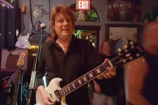 Rit Johnson at Double Roads Tavern