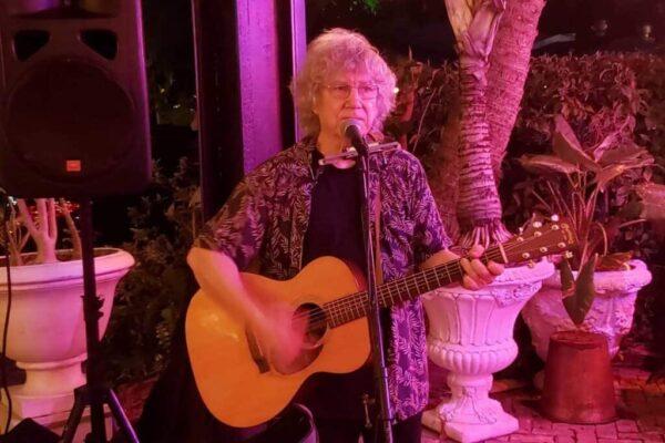 Rod MacDonald at Ravish