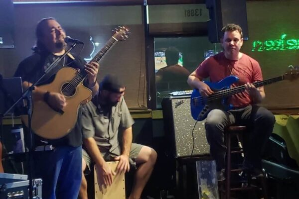 The Happiness Club Band at Paddy Mac's