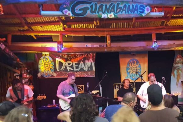Unlimited Devotion at Guanabanas